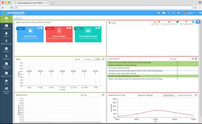 practicesuite free billing software