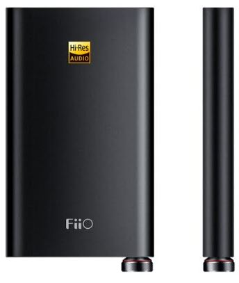 Q1 Mark II Native DSD DAC Amp for iPhone By FiiO