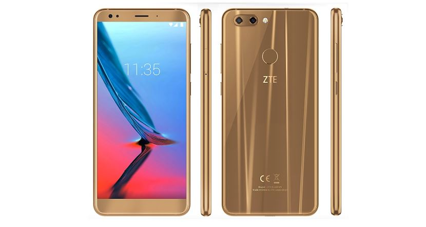 ZTE Blade V9 Officially Leaked Specifications