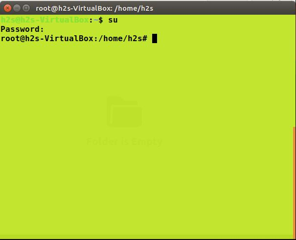 customize the ubuntu terminal default colors