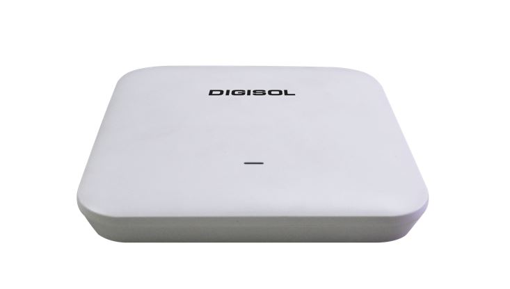 DIGISOL launches DG-WM2003SIE 300Mbps Ceiling Mount Access Point Router
