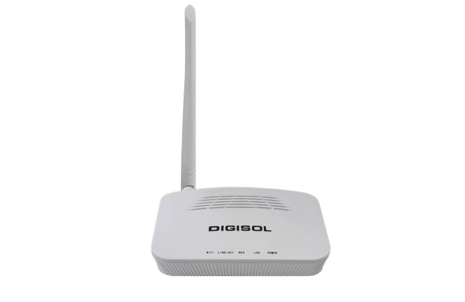 DIGISOL launches GEPON ONU 300Mbps Wi-Fi Router