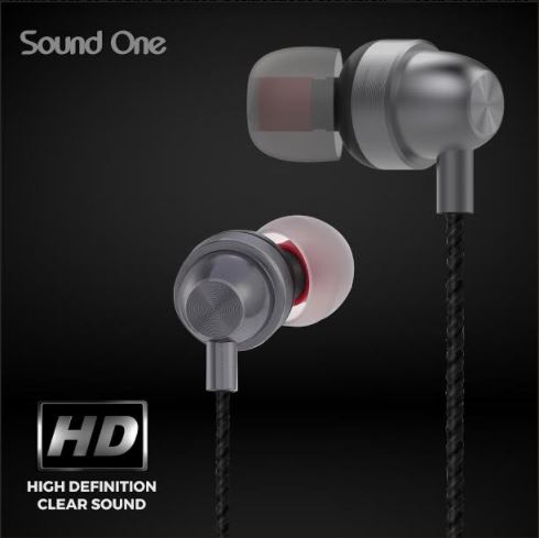 E10 In-Ear Headphones with MIC