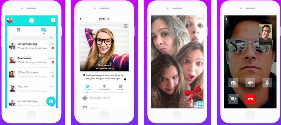 Flochat Hybrid Instant Messenger: Multi-Task with a Single App