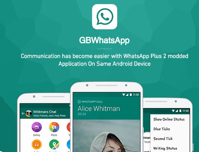 GBWhatsapp all infromation for android samrtphones