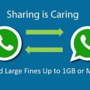 How to Send large Video & Audio files on WhatsApp in Android & iPhone
