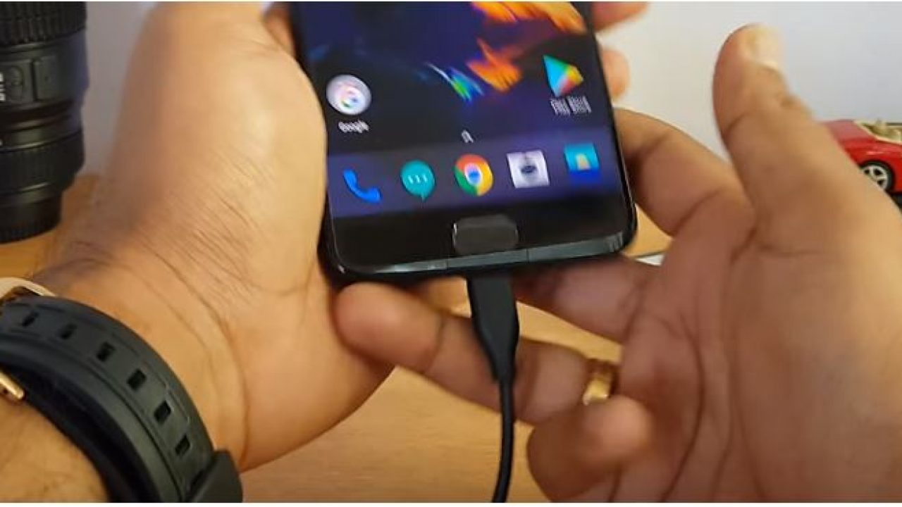 How to enable OTG in OnePlus 5, 5T and OnePlus 3, 3T | H2S Media