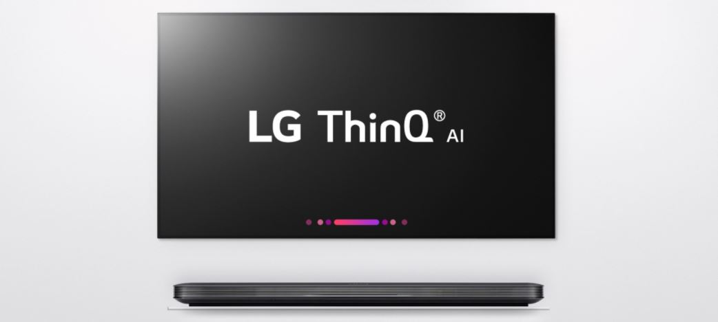 LG TV's 2018 Range will have THINQ and α (ALPHA) Proccessor