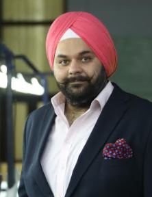 Mr. Avneet Singh Marwah, Director and CEO of Super Plastronics Pvt