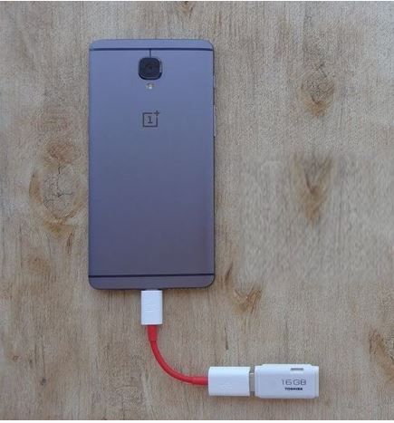 Oneplus USB OTG flash drive with OTG cable Type-C