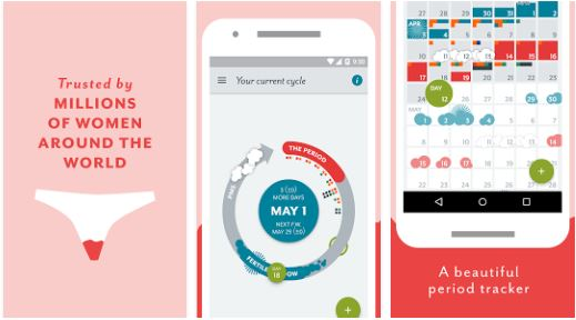 Period Tracker Clue Period & Ovulation Tracker
