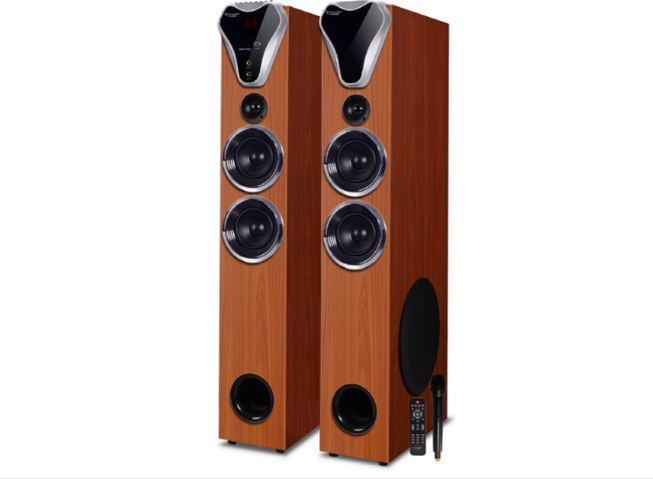 TV-555BT 2.0 Tower Speaker