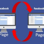 Transfer Facebook Page to Another account