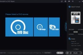 WonderFox DVD Ripper Pro supports to rip DVD Disc