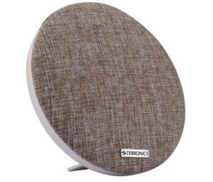 Zebronics Maestro with a fabric finish Portable Speaker