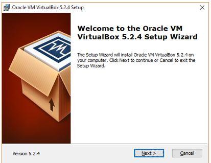 how to install virtualbox on windows 10 64 bit
