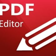 open source PDF editor software