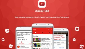 play youtube videos in background while screen is turn off using OGYoutube