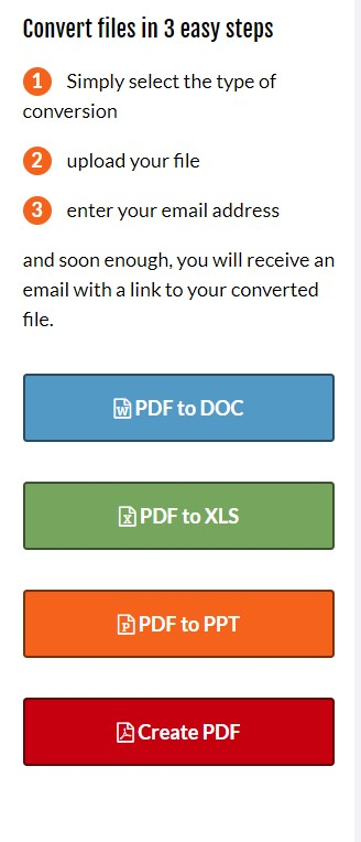 How to Convert PDF files to PPT (PowerPoint) online free | H2S Media