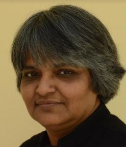 Dr. Rupamanjari Ghosh, the Vice-Chancellor, Shiv Nadar University