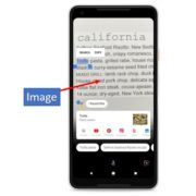 Google Lens work artificial intelligence