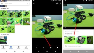 How to use Google Lens to know about photos