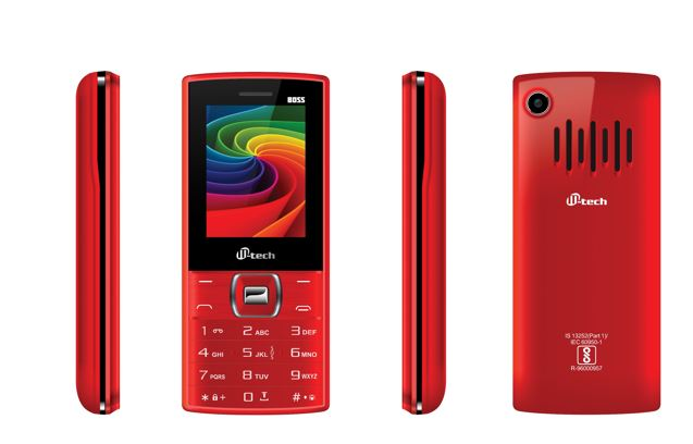 Mtech Boss feature phone