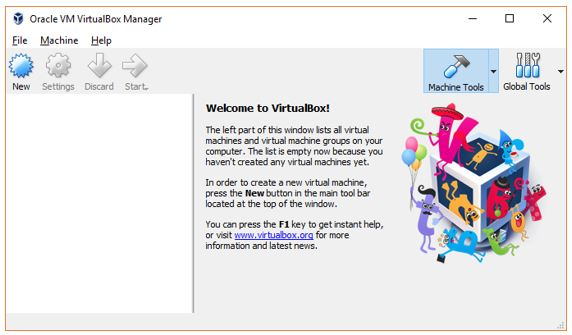 Oracle virtualbox for creating portable virtual machines