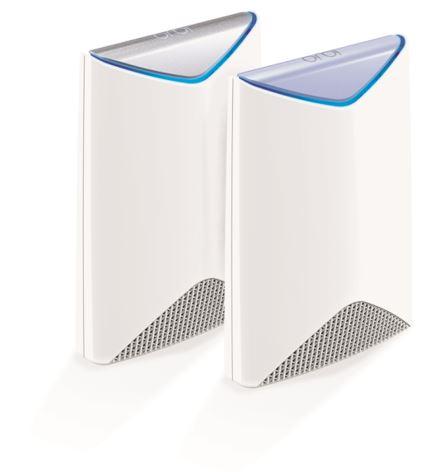 Orbi Pro AC3000 Tri-band WiFi System (SRK60)