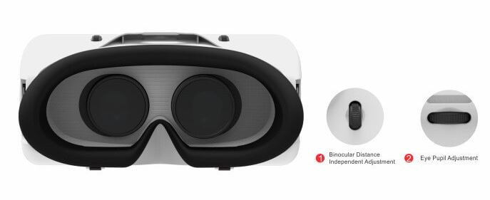 Portronics Saga X A Virtual reality headset Launched By Portronics