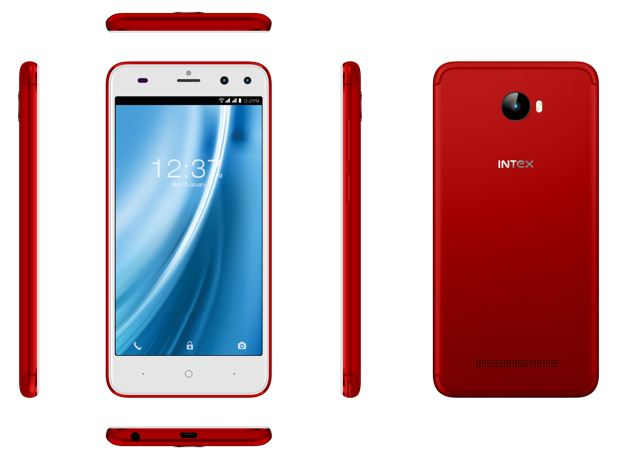 Red ELYT Dual smartphone