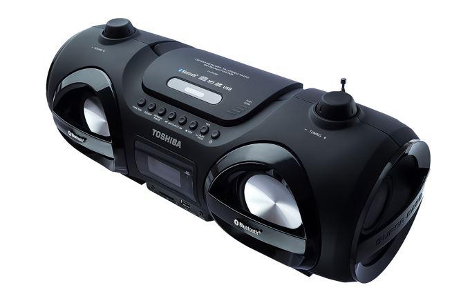 Toshiba TY-CWU500 Portable Sound System