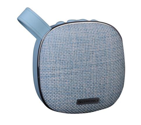 Zebronics Passion speaker blue