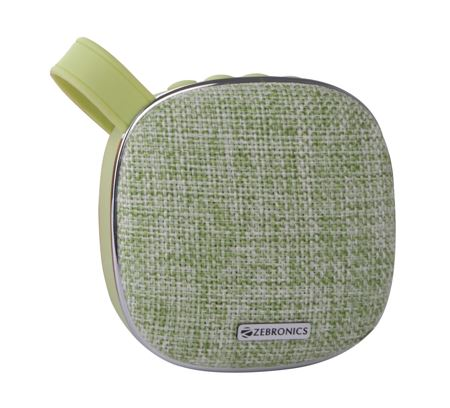 Zebronics Passion speaker green