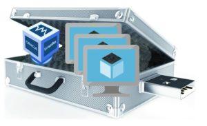 install Portable Virtualbox on USB to Run Virtual Machines on Windows 10