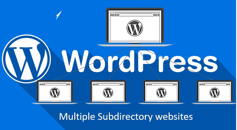 install Second WordPress in a Subdirectory for creating Multisite