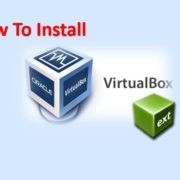 install VirtualBox extension Pack on Windwos, MacOS & Ubuntu Linux