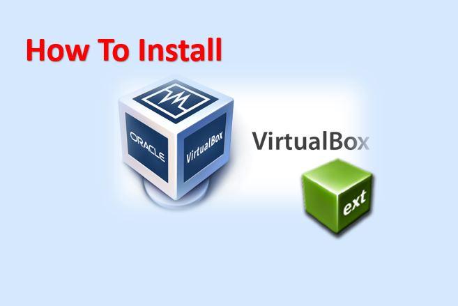 install VirtualBox extension Pack on Windwos, MacOS & Ubuntu Linux