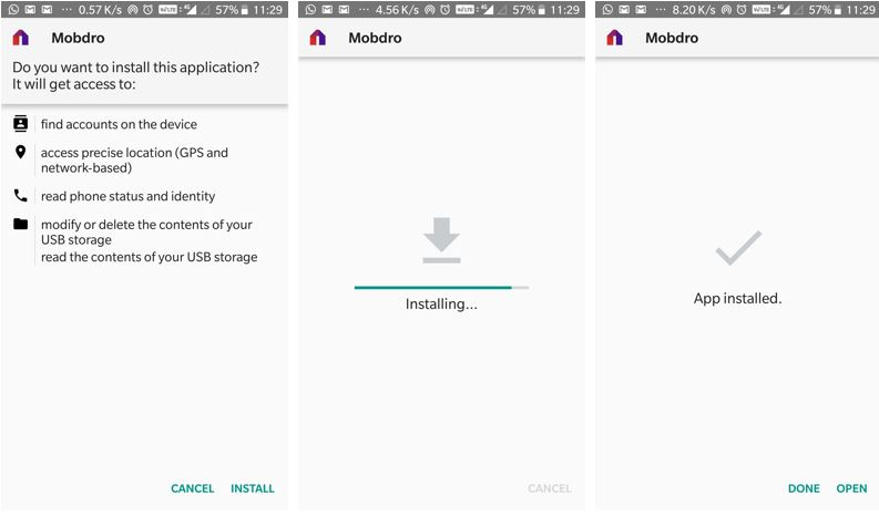 How to download and install Mobdro on your Android device securely