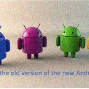 install the old version of the new Android apps