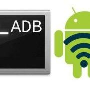 ADB over wifi without USB via IP address Wirelessly