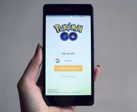 AR video game Pokemon Go