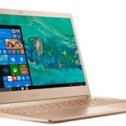 Acer Swift 5 golden color
