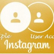 Add multiple users on one instagram account
