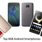 Best Top 4GB Android smartphones