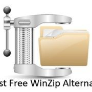 Best open source and free Winzip alternative software