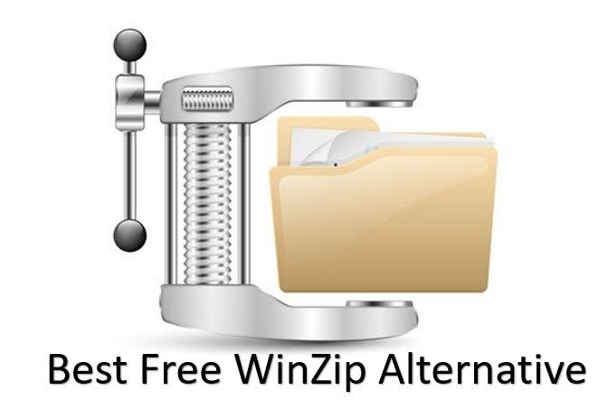 7 Best opensource & free Winzip and Winrar alternatives to open zip