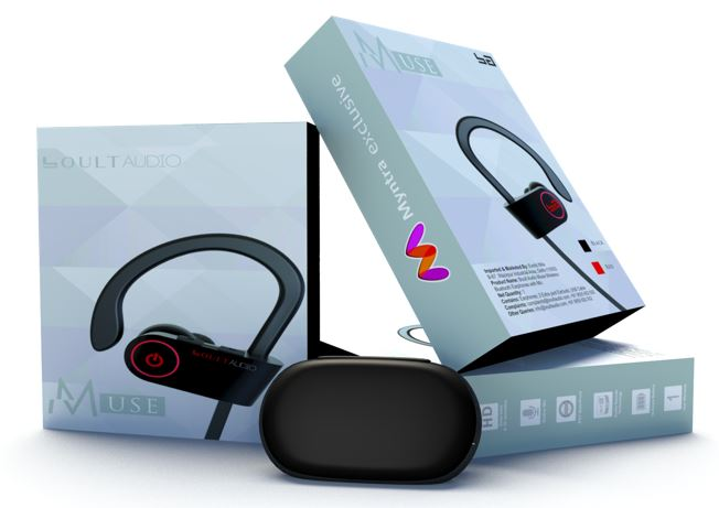 Boult Muse in-ear wireless headphones