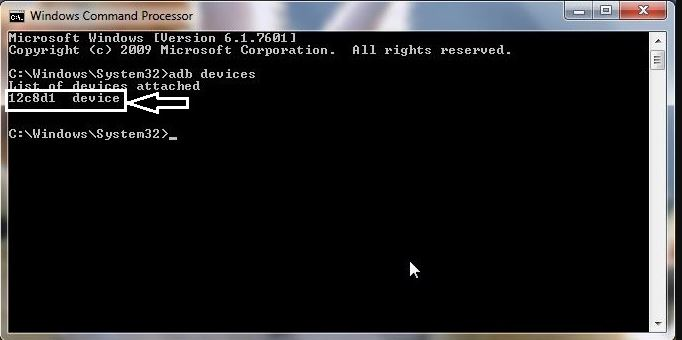 Command Prompt on Windows or Terminal on Linux