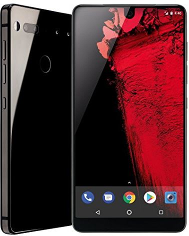 Essential Phone iphone X like smartphone